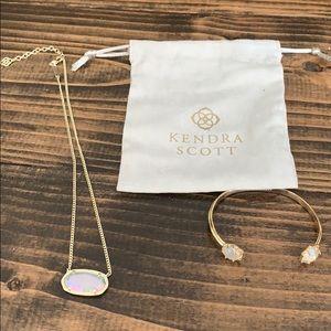 Kendra Scott Jewelry - Kendra Scott necklace and bracelet